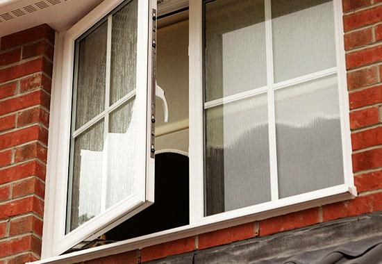 اجزای کلیدی پنجره upvc