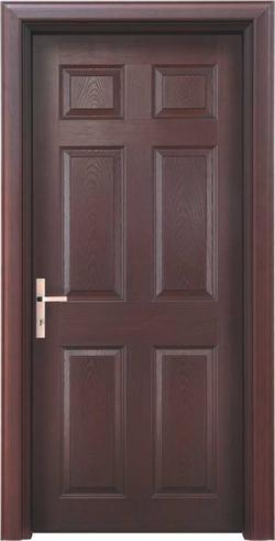 درب داخلي HDF(روکشPVC)2