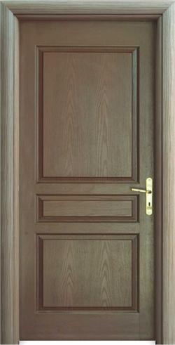 درب داخلي HDF(روکشPVC)3