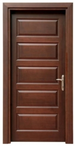 درب داخلي HDF(روکشPVC)7