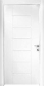 درب داخلي HDF(روکشPVC)8