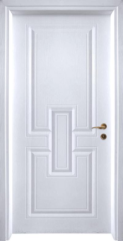 درب داخلی MDF روکش PVC