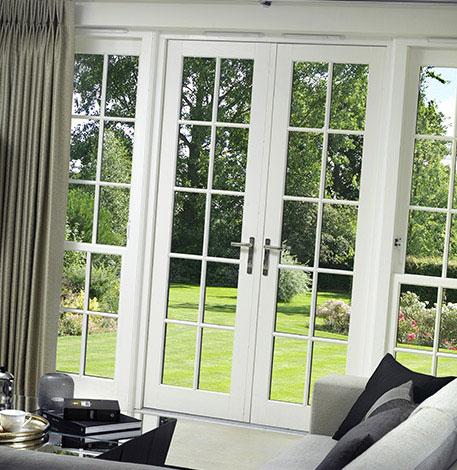 شیشه دوجداره پنجره upvc 1