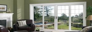 شیشه دوجداره پنجره upvc
