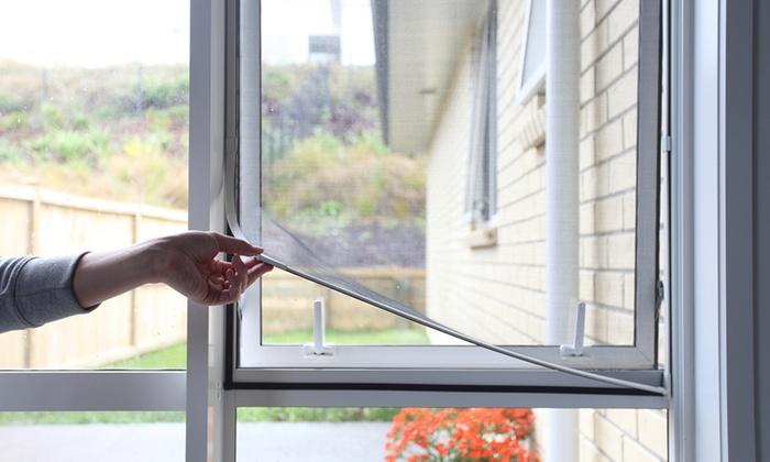 مقاومت پنجره upvc در برابر حشرات و رطوبت