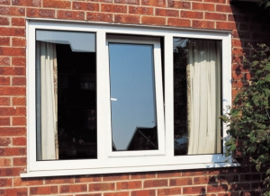 پنجره لولایی upvc