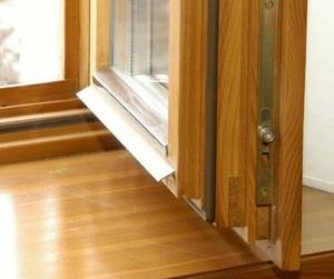 در و پنجره دوجداره تمام چوب 1