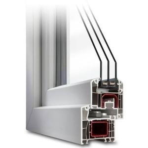 تولید کننده پنجره دوجداره UPVC 1